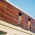חיפוי קירות חוץ מעץ