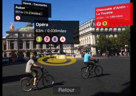 אפליקציות של מציאות רבודה